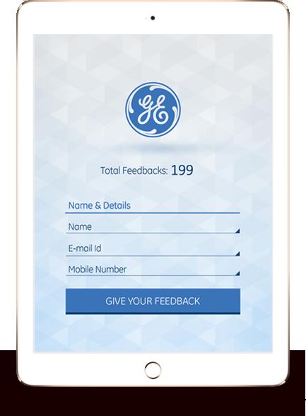 Feedback mobile application development